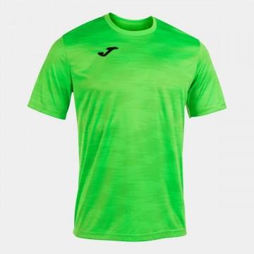 T-SHIRT GRAFITY FLUOR GREEN...
