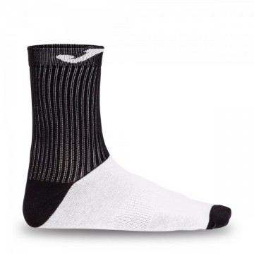 SOCK WITH COTTON FOOT BLACK