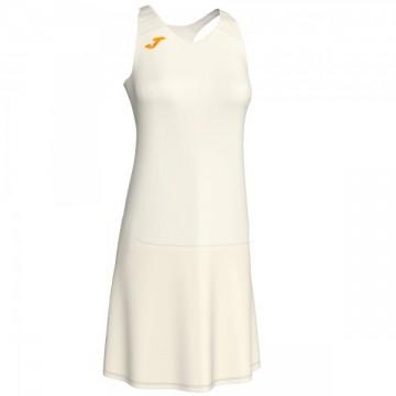DRESS AURORA OFF-WHITE WOMAN