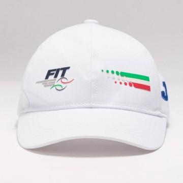 CAP FED. TENNIS ITALY WHITE