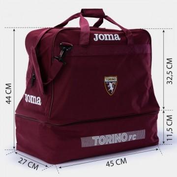 TRAINING BAG TORINO BURGUNDY